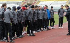 Футболисты луганской «Зари» вернутся к тренировкам 9января