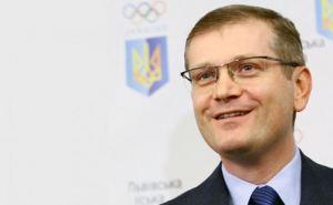 Логотип олимпийской заявки Львова выберут по итогам голосования. —Александр Вилкул