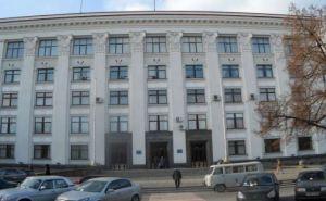 Приезжие активисты готовятся к штурму Луганской облгосадминистрации?