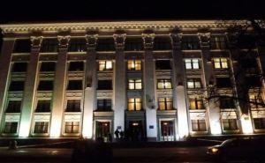 Луганские депутаты передадут средства семье 30-летнего капитана, умершего на Майдане