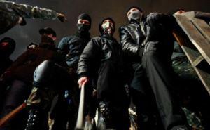 В Киеве задержаны вооруженные активисты Евромайдана (видео)