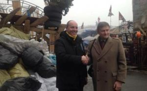 Андрей Парубий встретился с представителями НАТО
