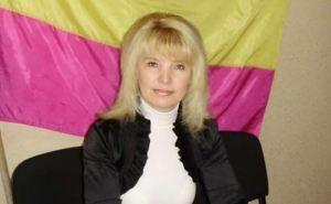 Наркотиков не нашли, меня отпустили. —Лидер луганской «Батьківщини» Ирина Веригина