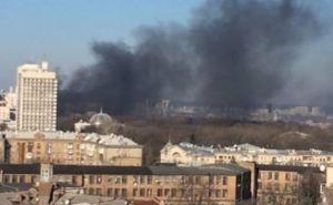 Киев в огне: социальные сети «взорвало» противостояние в столице (фото)