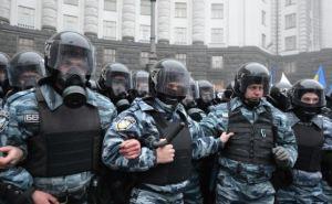 «Беркут» и милиция отвоевали часть Майдана