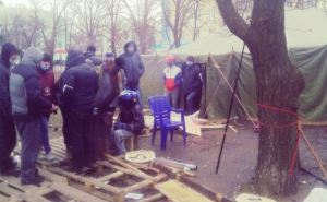 Луганский Антимайдан сворачивается? (фото)