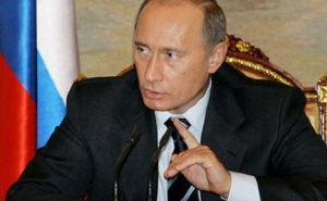 События в Украине— это вооруженный захват власти. —Владимир Путин