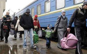Луганская область готова принять более 700 беженцев из Крыма
