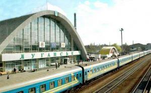 На луганском ж/д вокзале создали консультационный пункт для беженцев из Крыма