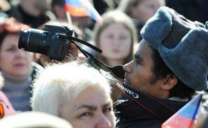 В Донецке СБУ задержала российского активиста, призывавшего к проведению местных референдумов
