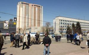 В милиции рассказали, откуда приехали люди, захватившие СБУ в Луганске