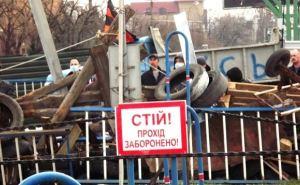 Захват СБУ в Луганске: ночные события на баррикадах (фото)