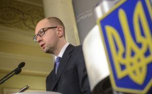 Яценюк отправился совещаться с руководителями восточных регионов