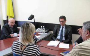 О чем жители Луганщины просили губернатора?