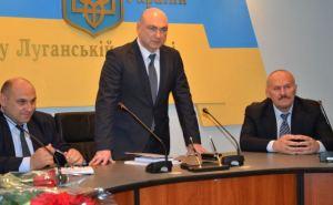 Назначен новый начальник милиции в Луганской области (фото)