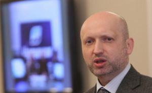 Турчинов рассказал, когда будет остановлена антитеррористическая операция