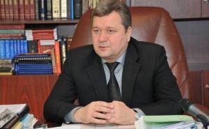 Решение о роспуске Луганского облсовета еще обсуждается. —Валерий Голенко