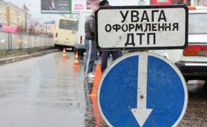 В Луганской области за праздничные дни произошло 10 ДТП. Есть погибшие