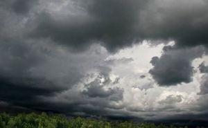 Синоптики предупреждают: в Луганске усилится ветер и будет гроза