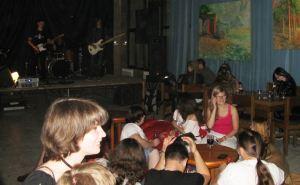 В Луганске прошла  рок-вечеринка (фото, видео)