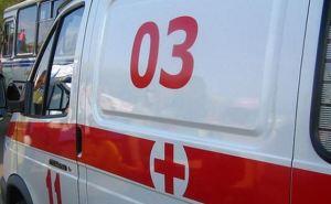 Спасатели перевезли из Счастья в луганскую больницу двух беременных женщин и трех тяжелобольных