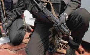В Лутугинском районе захватили военкомат