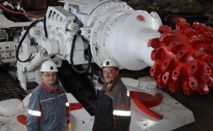 В проходке шахты «Самсоновская-Западная» будет работать новый комбайн