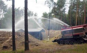 На востоке Украины усилили охрану военных объектов