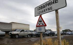 В Луганской области недалеко от границы идет ожесточенный бой