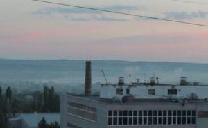 В Луганске были слышны мощные артиллерийские залпы со стороны Вергунки. —Очевидцы (видео)