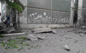В Луганске во время обстрела квартала Мирного погибла женщина. —Очевидцы