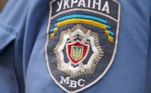 В Луганской области вооруженные люди похитили начальника горотдела милиции