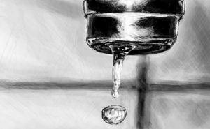 В пяти городах Луганской области временно сокращена подача воды