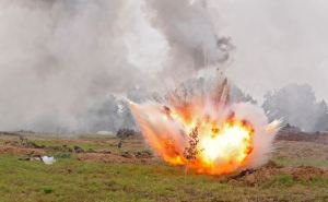 За сутки в Луганске обнаружили 53 неразорвавшихся снаряда