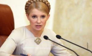 Представители луганской «Батьківщини» обратились к Тимошенко