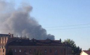 В Луганске под артобстрел попало 27 жилых домов