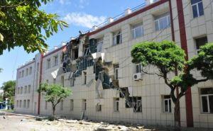 В Луганске 40 учреждений образования пострадали от боевых действий
