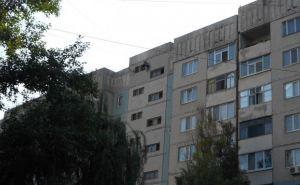 Луганск под артобстрелом: квартал Заречный (фото)