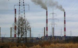 На Счастьинскую ТЭС завезли уголь. —Ирина Веригина