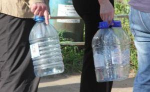 В Свердловске не работают банки, в городе проблемы с водой и продуктами