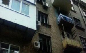 Новые разрушения в центре. Горожане ждут гуманитарную помощь. —Сводка по Луганску за 24августа
