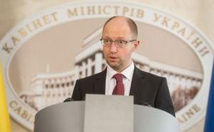 Яценюк рассказал, что может остановить войну на Донбассе