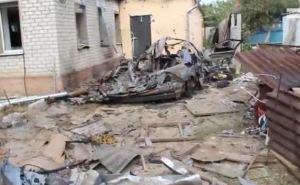 Последствия обстрела Луганска: улица Дальневосточная (видео)