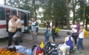 Переселенцам из Донбасса ищут жилье на зиму
