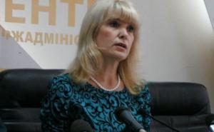 Порошенко уволил Веригину с поста и.о. губернатора Луганщины