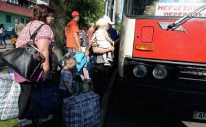 За сутки из зоны АТО выехали более 2,6 тысяч человек. —ГСЧС