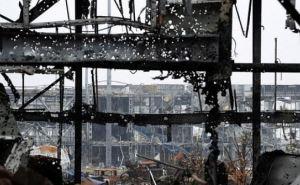 Что осталось от аэропорта Донецка после обстрелов? (фото)