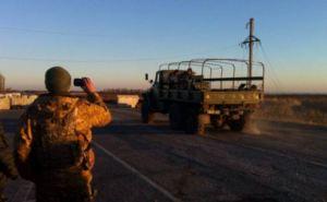 Украинские военные покинули 32 блокпост на Луганщине
