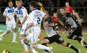 Кубок Украины по футболу: луганская «Заря» встретится с киевским «Динамо»