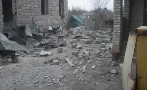 Последствия боевых действий возле ж/д станции «Сентяновка» в Луганской области (фото)